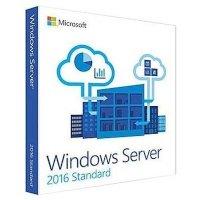Операционная система Microsoft Windows Server Standard 2016 634-BJQW