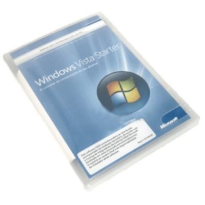 операционная система Microsoft Windows Vista Starter