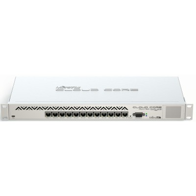 роутер MikroTik CCR1016-12G