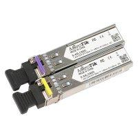 SFP Модуль MikroTik S-4554LC80D