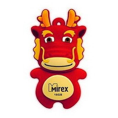 флешка Mirex 16GB 13600-KIDDAR16