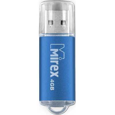флешка Mirex 4GB 13600-FMUAQU04