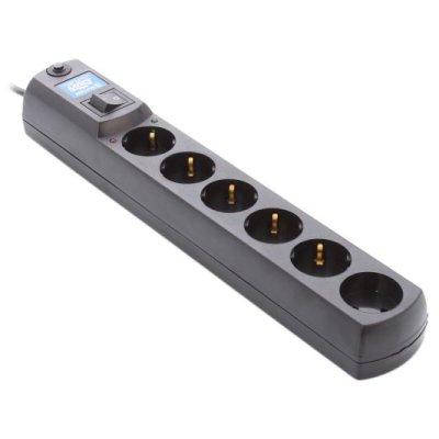 сетевой фильтр Most HPw 2m Black