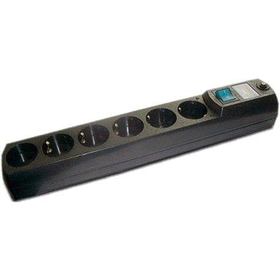 сетевой фильтр Most HV6 5m Black
