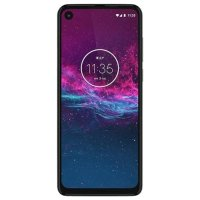 Смартфон Motorola One Action 128GB Blue