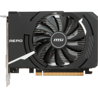 Видеокарта MSI AMD Radeon RX 560 Aero ITX 4G OC