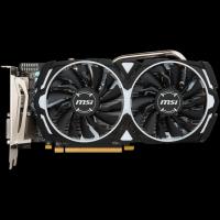 Видеокарта MSI AMD Radeon RX 570 Armor 8G OC