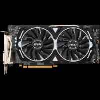 Видеокарта MSI AMD Radeon RX 580 Armor 8G OC