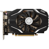 Видеокарта MSI GeForce GTX 1060 3G OCV1