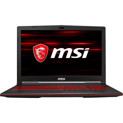 ноутбук MSI GL63 8RD-839