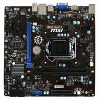 Материнская плата MSI H81M-E33 V2
