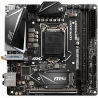 Материнская плата MSI MPG Z390I Gaming Edge AC