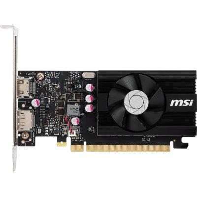 видеокарта MSI nVidia GeForce GT 1030 2GD4 LP OC