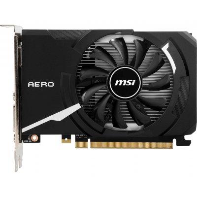 видеокарта MSI nVidia GeForce GT 1030 Aero ITX 2GD4 OCV1