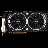 Видеокарта MSI nVidia GeForce GTX 1070 Armor 8G OC