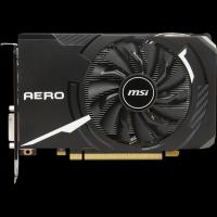 Видеокарта MSI nVidia GeForce GTX 1660 Aero ITX 6G OC