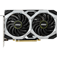 Видеокарта MSI nVidia GeForce GTX 1660 Ti Ventus XS 6G OC