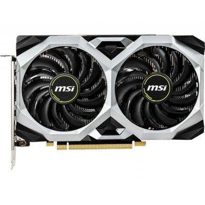видеокарта MSI nVidia GeForce GTX 1660 Ti Ventus XS 6G OCV1