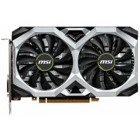 Видеокарта MSI nVidia GeForce GTX 1660 Ventus XS 6G OCV1