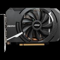 Видеокарта MSI nVidia GeForce RTX 2060 Aero ITX 6G OC