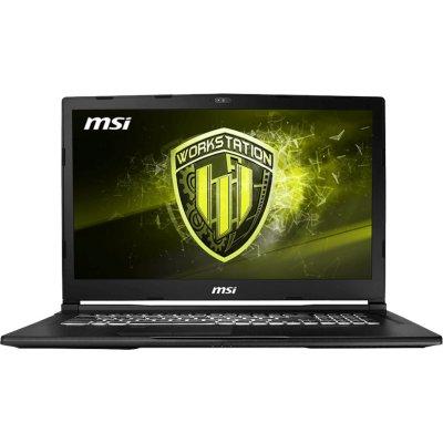 ноутбук MSI WE73 8SK-295