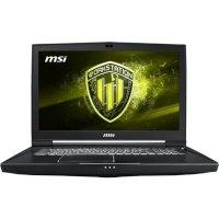 Ноутбук MSI WT75 8SM-033