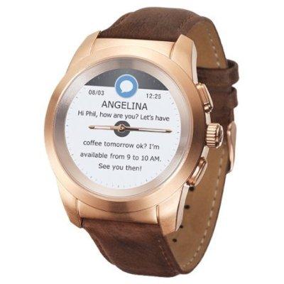 умные часы MyKronoz ZeTime Premium Regular Rose Gold