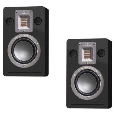 настенная акустика Audiovector QR Wall Black Piano