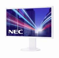 Монитор NEC MultiSync E243WMi Silver-White