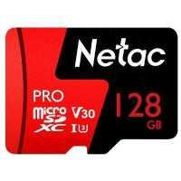 Карта памяти Netac 128GB NT02P500PRO-128G-R