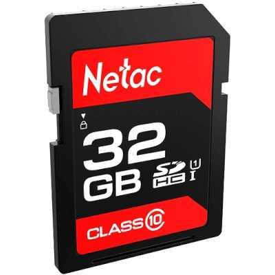 карта памяти Netac 32GB NT02P600STN-032G-R
