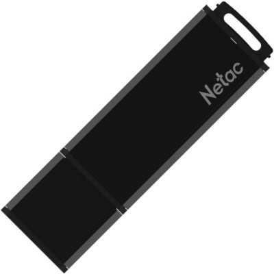 флешка Netac 8GB NT03U351N-008G-20BK