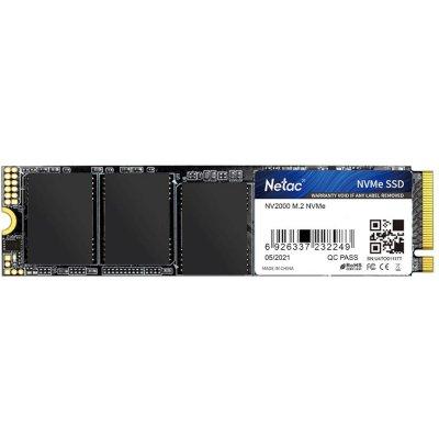 SSD диск Netac NV2000 1Tb NT01NV2000-1T0-E4X