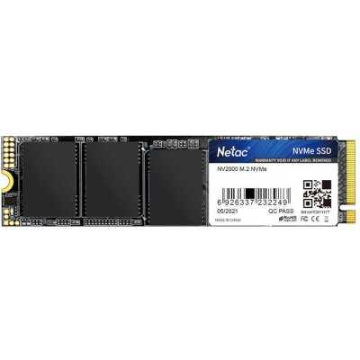 SSD диск Netac NV2000 512Gb NT01NV2000-512-E4X