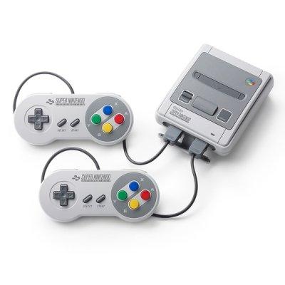 игровая приставка Nintendo Snes Classic Mini 045496343354