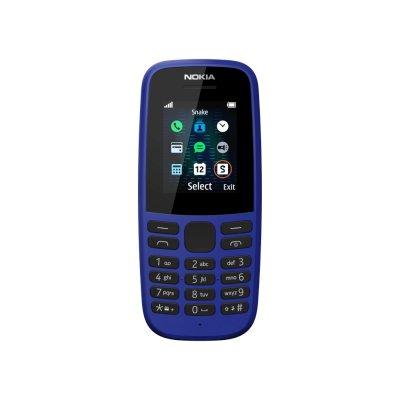 мобильный телефон Nokia 105 SS Blue