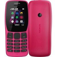 Мобильный телефон Nokia 110 Dual sim Pink