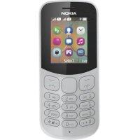 Мобильный телефон Nokia 130 Dual sim 2017 Grey