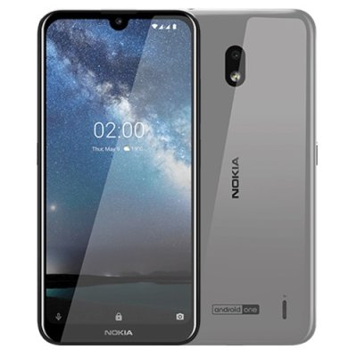 смартфон Nokia 2.2 16GB Steel