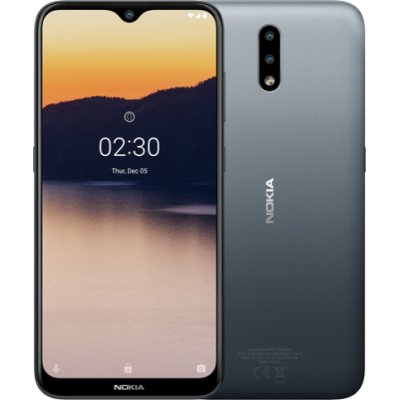 смартфон Nokia 2.3 Charcoal