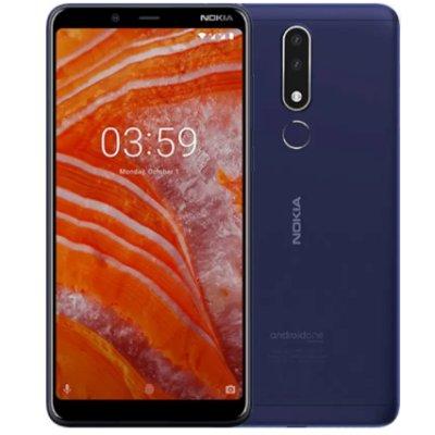 смартфон Nokia 3.1 Plus Blue