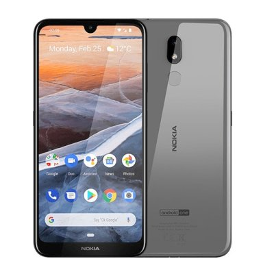 смартфон Nokia 3.2 2-16GB Steel