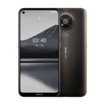 смартфон Nokia 3.4 3-64GB Grey