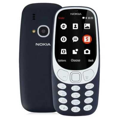 мобильный телефон Nokia 3310 Dual sim 2017 Dark Blue