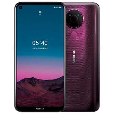 смартфон Nokia 5.4 6-64GB Purple
