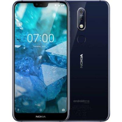 смартфон Nokia 7.1 32GB Blue