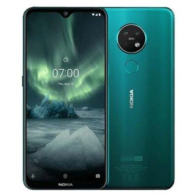 смартфон Nokia 7.2 128GB Green