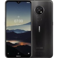 Смартфон Nokia 7.2 64GB Black