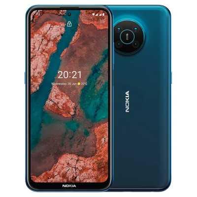 смартфон Nokia X20 8/128GB Blue