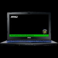 Ноутбук MSI WE62 7RJ-1847